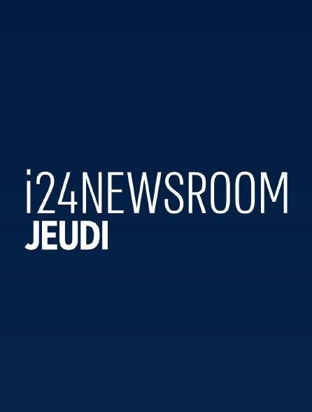 I24news Room Jeudi