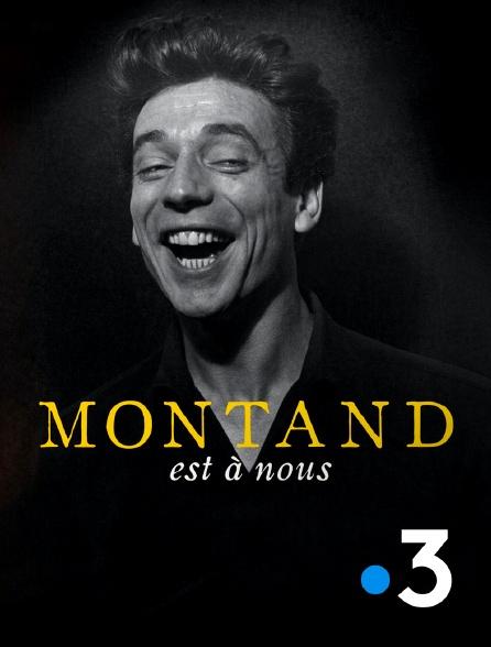 France 3 - Montand est à nous