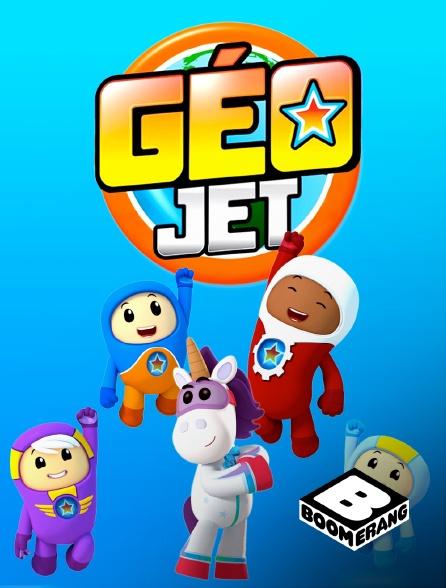 Boomerang - Géo Jet