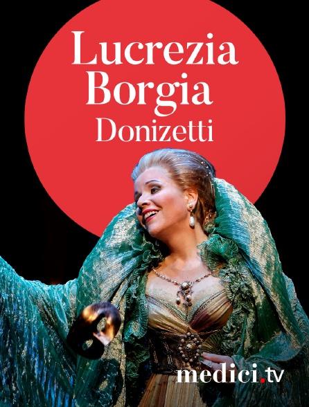 Medici - Donizetti, Lucrezia Borgia - Riccardo Frizza, Frank Zamacona - Renée Fleming - San Francisco Opera