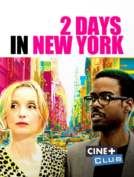 Ciné+ Club - 2 Days in New York