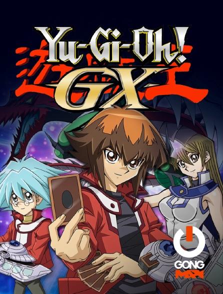 GONG Max - Yu-Gi-Oh ! GX