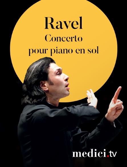 Medici - Ravel, Concerto pour piano en sol - Hélène Grimaud, Vladimir Jurowski