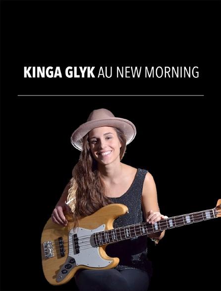 Kinga Glyk au New Morning