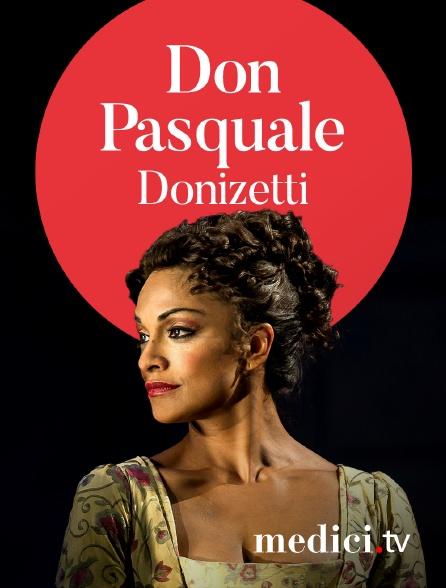 Medici - Donizetti, Don Pasquale - Enrique Mazzola, Mariame Clément - Danielle de Niese, Alessandro Corbelli - Glyndebourne Festival