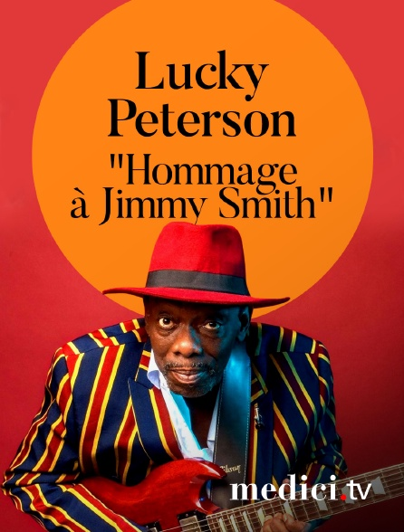 "Medici - Lucky Peterson, ""Hommage àJimmy Smith"", au Festival Banlieues Bleues"