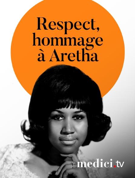 Medici - Respect, hommage à Aretha à Jazz à la Villette