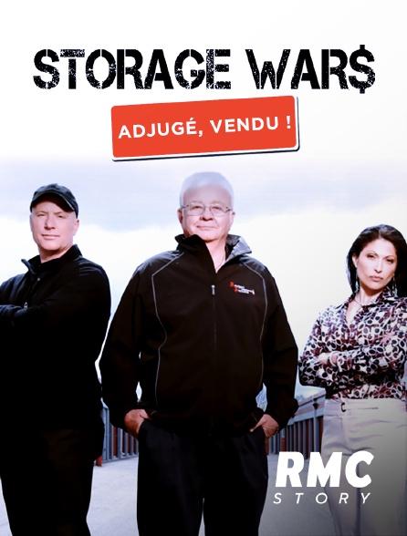 RMC Story - Adjugé, vendu !