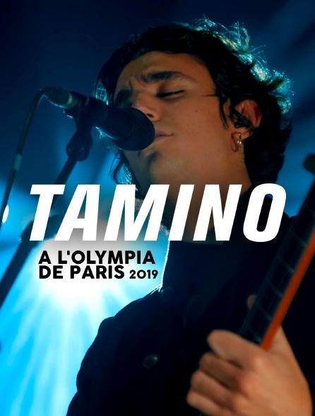 Tamino à l'Olympia de Paris 2019