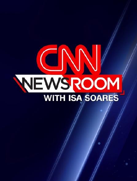 CNN Newsroom with Isa Soares