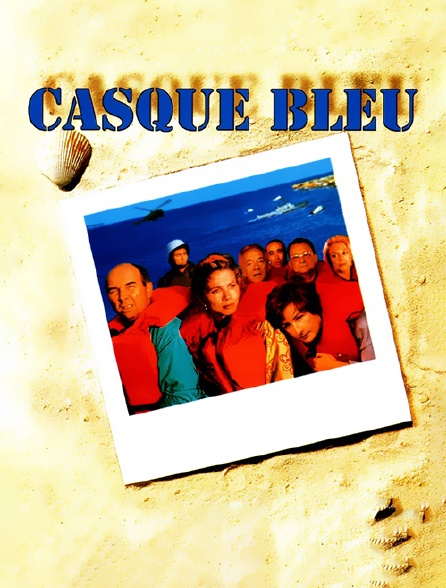 Casque bleu