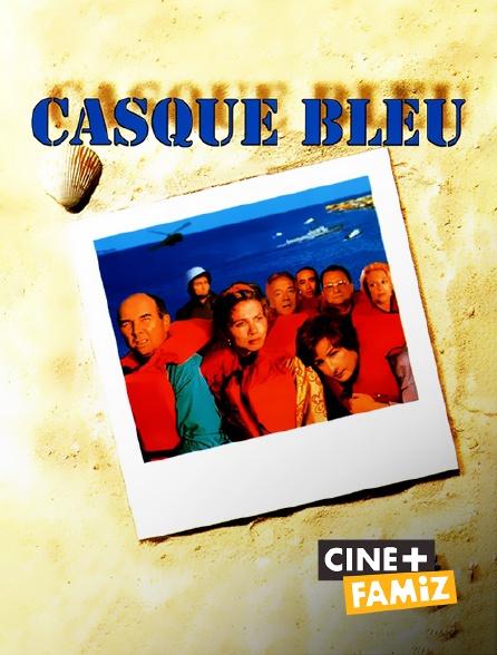 Ciné+ Famiz - Casque bleu