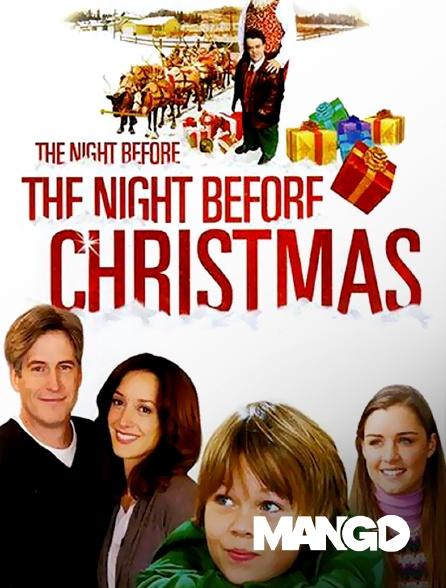 Mango - The Night Before the Night Before Christmas