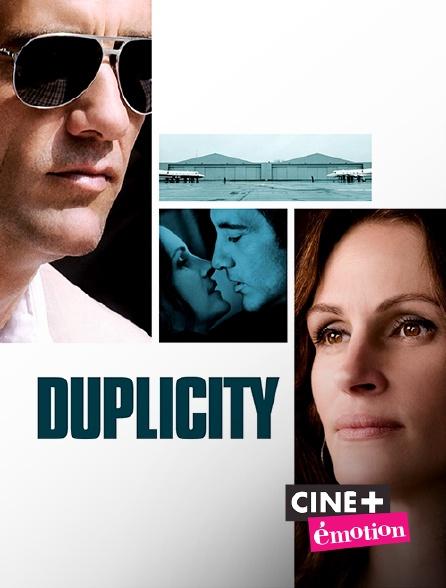 Ciné+ Emotion - Duplicity