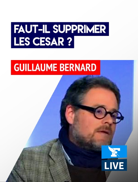 Figaro Live - Faut-il supprimer les César?