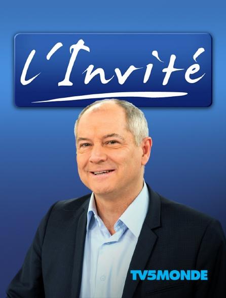 TV5MONDE - L'invité