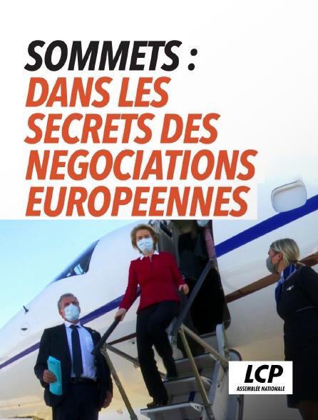 LCP 100% - Sommets : dans les secrets des négociations européennes