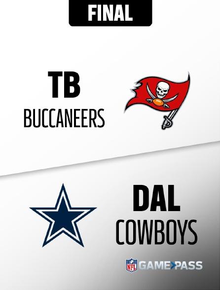 NFL 10 - Buccaneers - Cowboys