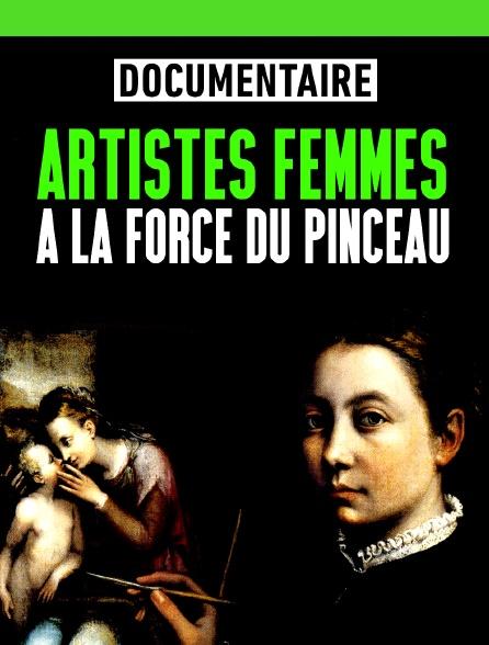 Artistes femmes, à la force du pinceau