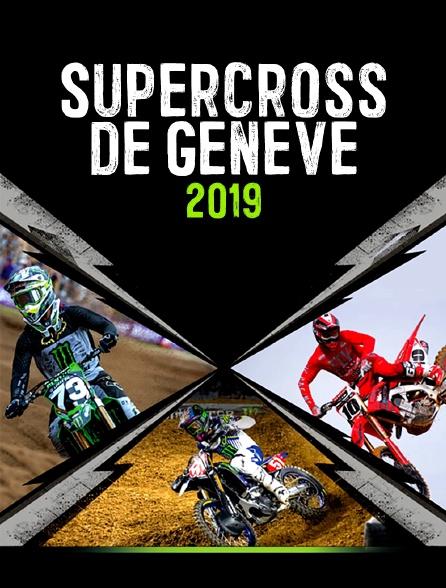 Supercross de Genève 2019
