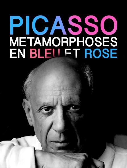 Picasso, métamorphoses en bleu et rose