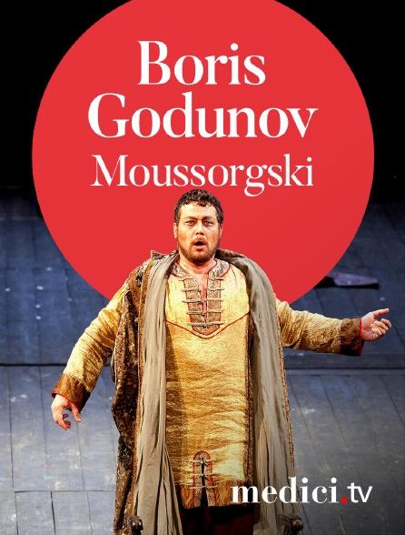 Medici - Moussorgski, Boris Godunov - Gianandrea Noseda, Andrei Kontchalovski - Orlin Anastassov - Teatro Regio di Torino