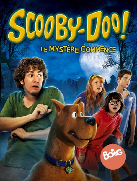Boing - Scooby-Doo : le mystère commence