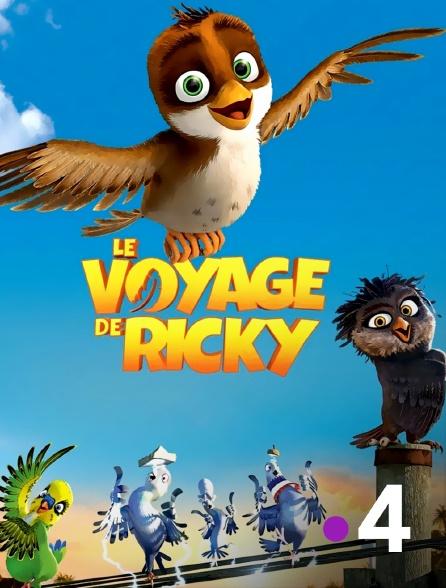 France 4 - Le voyage de Ricky