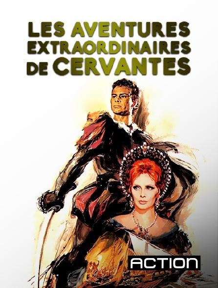 Action - Les aventures extraordinaires de Cervantes