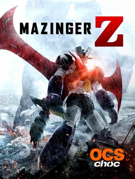 OCS Choc - Mazinger Z