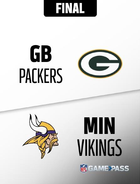NFL 08 - Packers - Vikings en replay