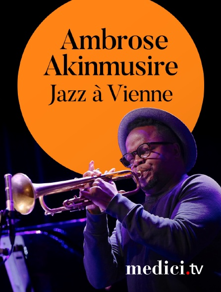 Medici - Ambrose Akinmusire en concert à Jazz àVienne