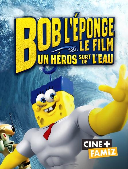 Ciné+ Famiz - Bob l'éponge, le film