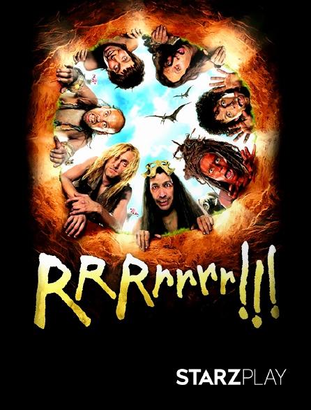 StarzPlay - RRRrrrr ! ! !