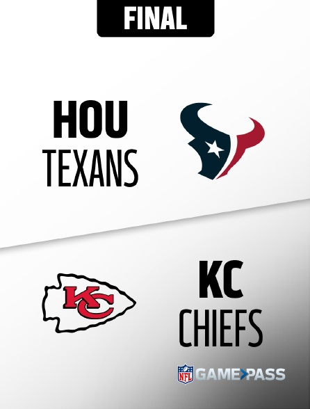 NFL 10 - Texans - Chiefs