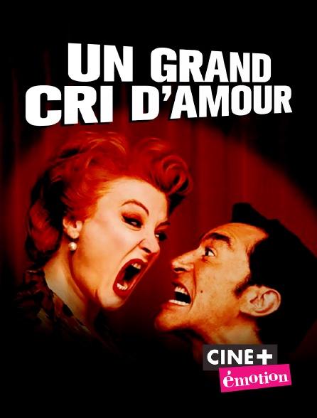 Ciné+ Emotion - Un grand cri d'amour