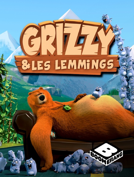 Boomerang - Grizzy et les lemmings