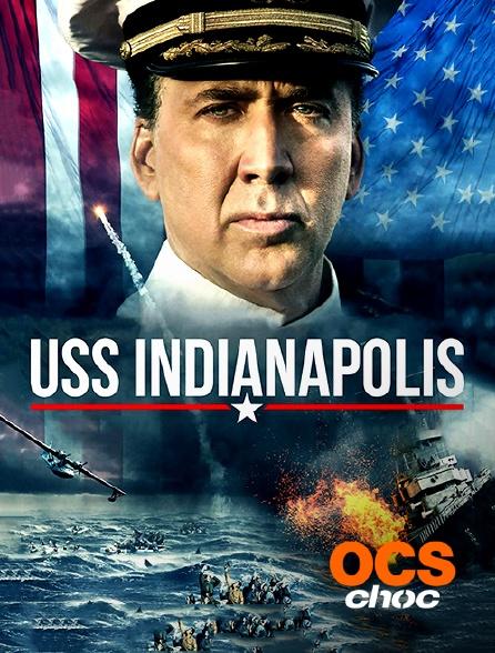 OCS Choc - USS Indianapolis