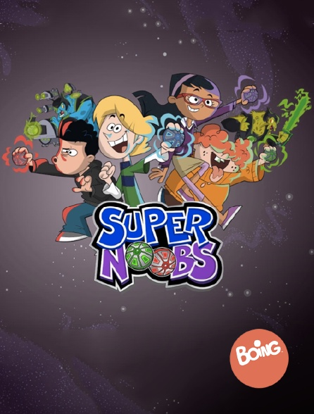 Boing - Supernoobs