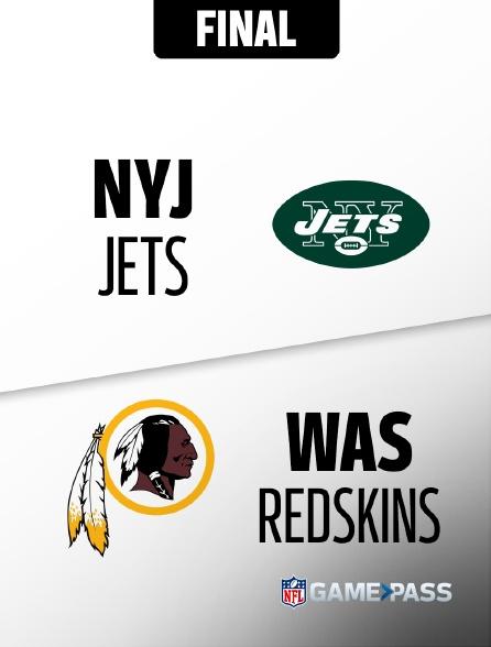 NFL 02 - Jets - Redskins