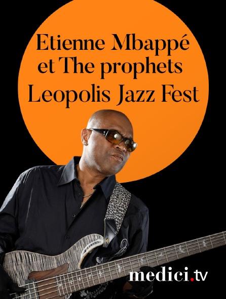 Medici - Etienne Mbappé et The prophets en concert au Leopolis Jazz Fest