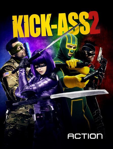 Action - Kick-Ass 2
