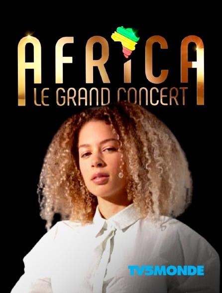 TV5MONDE - Africa, le grand concert
