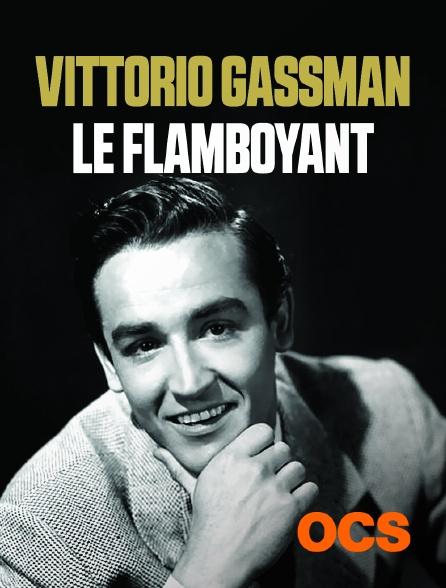 OCS - Vittorio Gassman, le Flamboyant