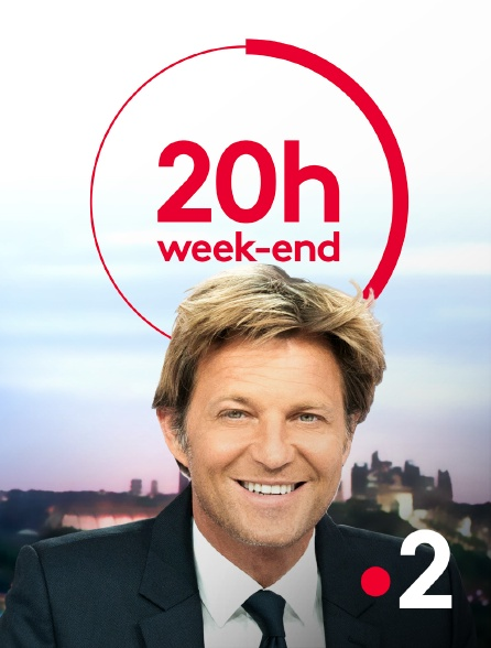 France 2 - Journal 20H00 Week-end