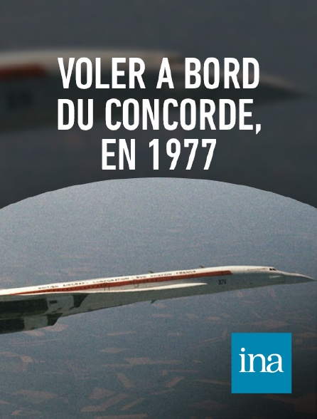 INA - Concorde à New York