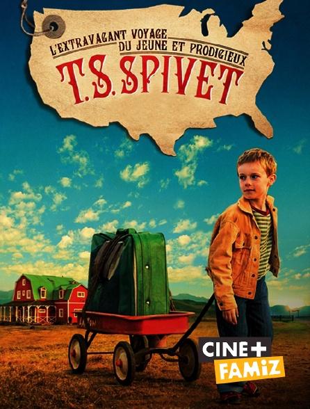 Ciné+ Famiz - L'extravagant voyage du jeune et prodigieux T.S. Spivet