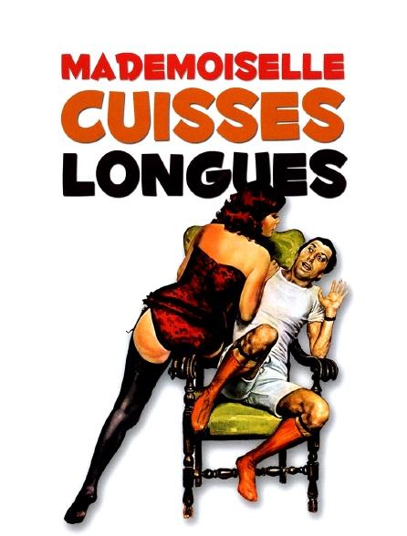 Mademoiselle cuisses longues