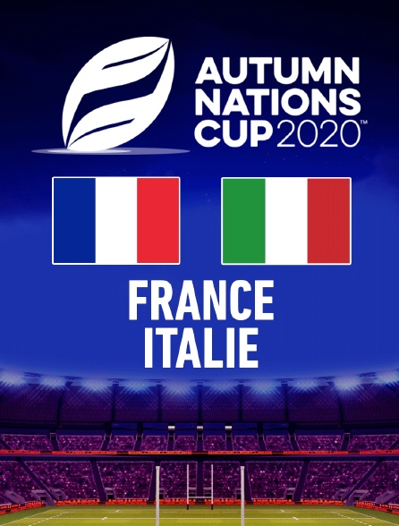 Rugby : Autumn Nations Cup - France / Italie