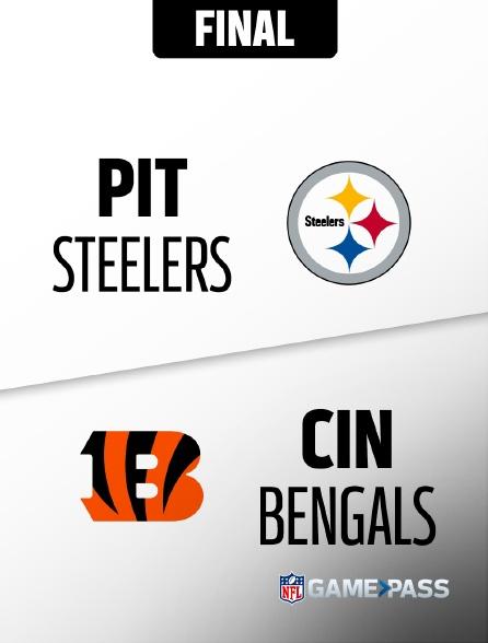 NFL 04 - Steelers - Bengals